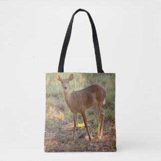 Young Deer Tote Bag