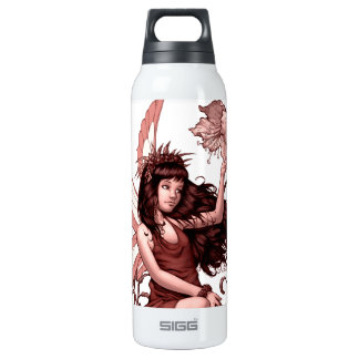 Young Fairy with Flowers by Al Rio 0.5L Insulated SIGG Thermos Water Bottle