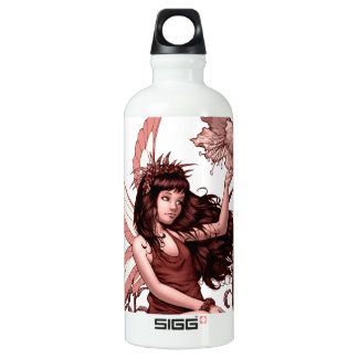 Young Fairy with Flowers by Al Rio SIGG Traveller 0.6L Water Bottle