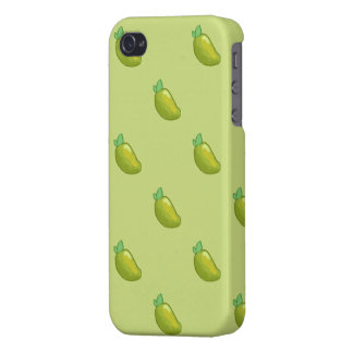 young fresh mango pattern iphone 4 iPhone 4/4S covers