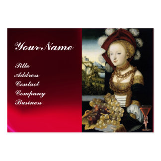 YOUNG GIRL ,ANTIQUE VINEYARD GRAPES WINE TASTING BUSINESS CARD TEMPLATE