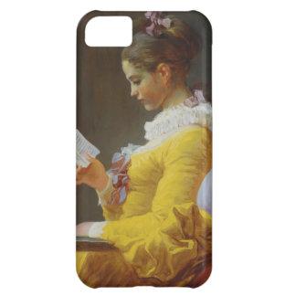 Young Girl Reading - Jean-Honoré Fragonard iPhone 5C Case