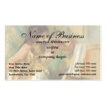 Young Girls at the Piano by Pierre Auguste Renoir Business Cards