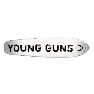 YOUNG GUN: Board Skateboard Deck