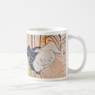 Young Japanese Girl mug