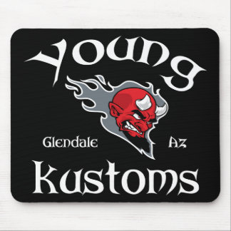 Young Kustoms Mouse Pad