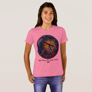 Young Lady's SCAS T-Shirt