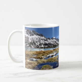 Young lakes - Yosemite - Sierra Nevada Mountains - Coffee Mug