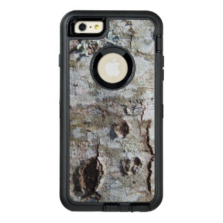 Young Maple Tree Bark 0041 OtterBox Defender iPhone Case