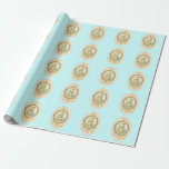 Young Marie Antoinette Gift Wrapping Paper