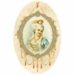 Young Marie Antoinette Photo Cut Outs