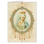 Young Marie Antoinette Portrait Cards
