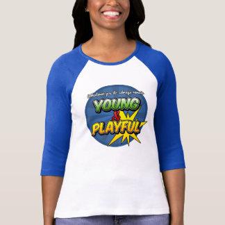 Young&Playful Comic T-shirt