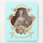 Young Princess Louise Marie of France Mousepad