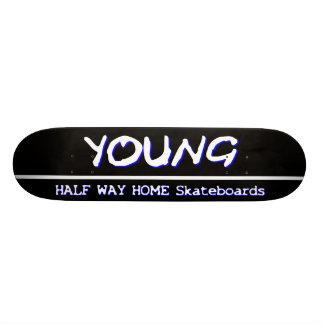 Young Pro Model Skate Decks
