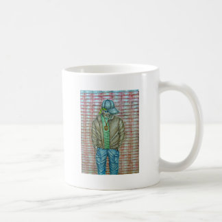 young rapper classic white coffee mug