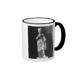 Young Roman girl Ringer Mug