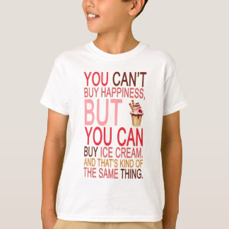Young rower Hoists Cream T-Shirt