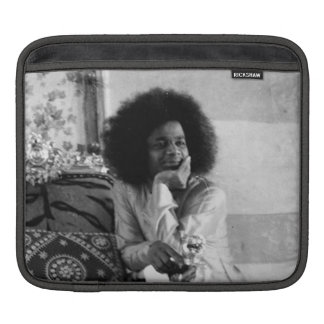 Young Sathya Sai Baba on iPod sleeve Sleeves For iPads