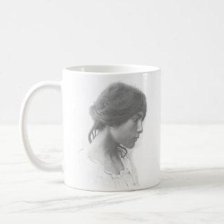 Young Sicily Woman Coffee Mug