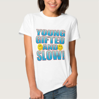 Young Slow Life B Tees