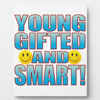Young Smart Life B Plaques