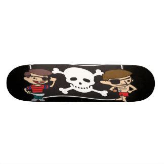 Young Swashbucklers Custom Skateboard