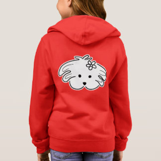 Young sweater shirt, red, the world of Lua