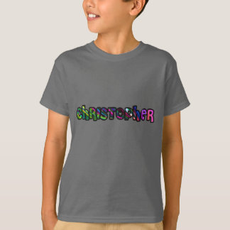 Young t-shirt Christopher
