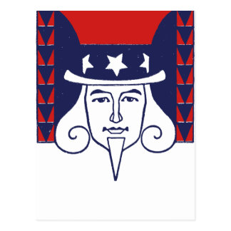 Young Uncle Sam Postcard