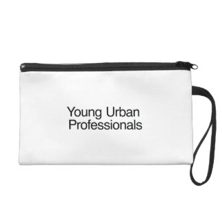 Young Urban Professionals Wristlet Clutch
