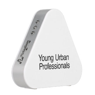 Young Urban Professionals Speaker