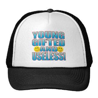 Young Useless Life B Cap