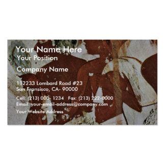 Young Victim Support By Maler Der Grabkammer Des U Business Cards