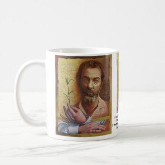 Young Walt Whitman by Miguel Tio Coffee Mug