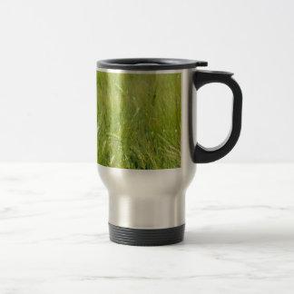 young wheat field mug
