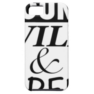 YOUNG WILD AND FREE iPhone 5 CASE