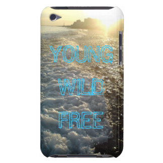 Young Wild Free Barely There iPod Case