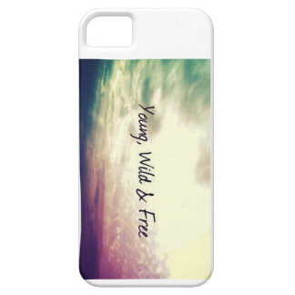 Young, Wild, & Free Cover For iPhone 5/5S