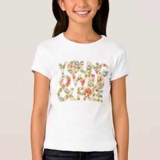 Young Wild & Free Girls Tee T-shirt