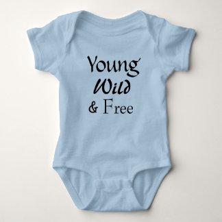 Young, Wild, Free Shirt