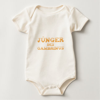 Younger the Gambrinus Baby Bodysuit