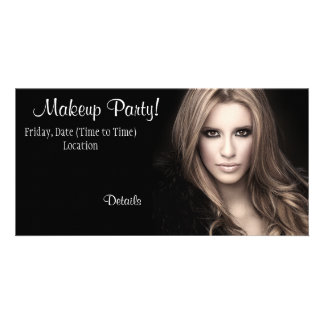 Younique Party Card Photo Cards