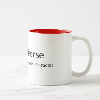 YOUniverse Two-Tone Coffee Mug