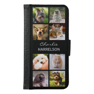 YOUR 8 INSTAGRAM PHOTOS custom phone wallets