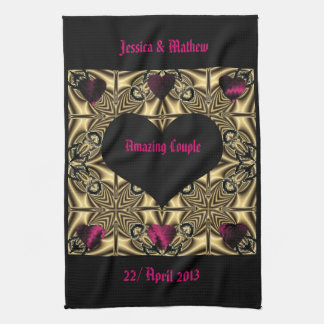 """Your Amazing"" Personalized gift tea towel""* Towels"