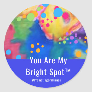 Your Are My Bright Spot™ Stickers | Beth Wellesley