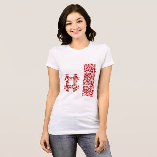 Your are my number One! QR Code T-Shirt