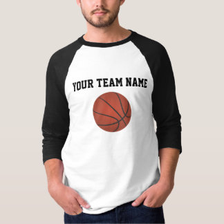 YOUR BASKETBALL TEAM NAME T-Shirt