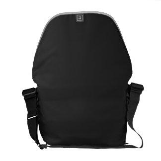 Your Black Heart Tribal Messenger Bag